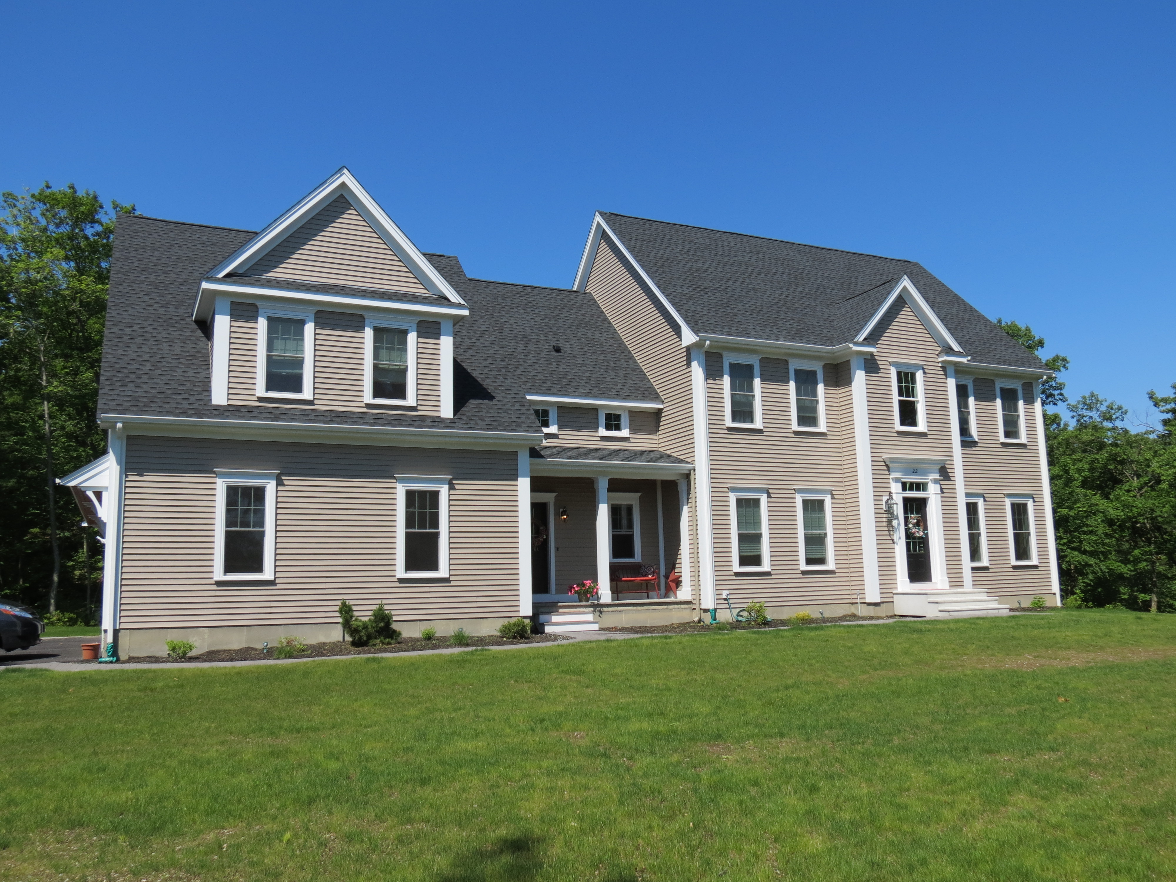 Home builders in salem ma for Building a house in ma